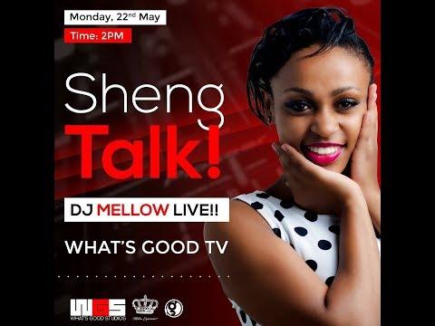 Dj Mellow & Bolt D' dancer - Sheng Talk