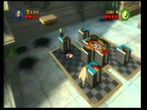 lego star wars puzzle