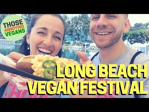 What We Ate | Long Beach Vegan Festival 2017