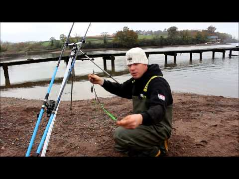 "ThreeSixty Sea Angling With Andy Webb episode one ""Flounder Time"" part 1"