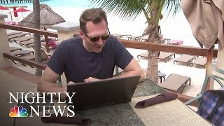 How To Protect Your Data From Fake Hotel WiFi Scams | NBC Nightly News