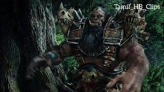 Warcraft Movie Scene In Tamil