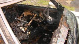 All Olds Oldsmobile 442 Cutlass & Hurst Wrecked Neglected and burnt up CARS!