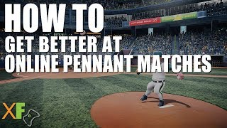 How to Get Better at Online Pennant Matches Super Mega Baseball 2 | Tips and Tricks