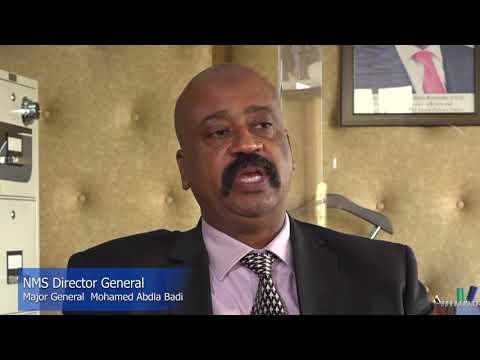 NMS DG Mohamed Badi on state of health, Nairobi city