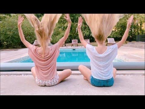 Iza and Elle Twins Musically/TikTok Videos Compilation 2018