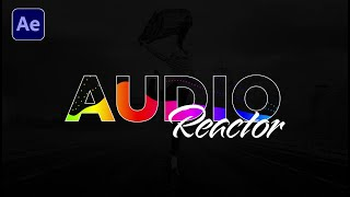 After Effects Tutorial - Audio Spectrum in After Effects - No Plugins