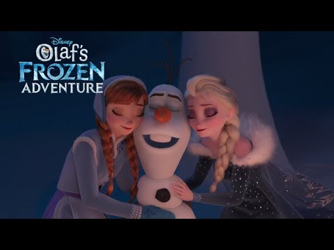 FROZEN | Olaf's Frozen Adventure - New Trailer | Official Disney UK