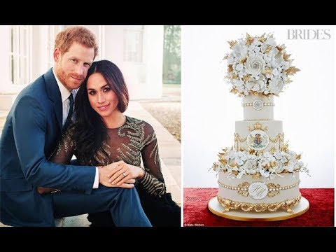 14+ Meghan Markle And Prince Harry Wedding Cake