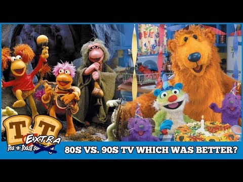 80s Vs 90s Kids TV Which was Better?