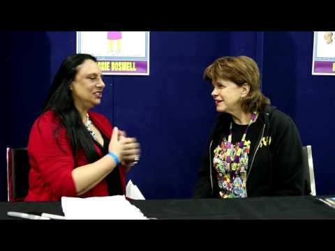 Interview with  International Voice actor Maggie Roswell who on The Simpsons Plus more