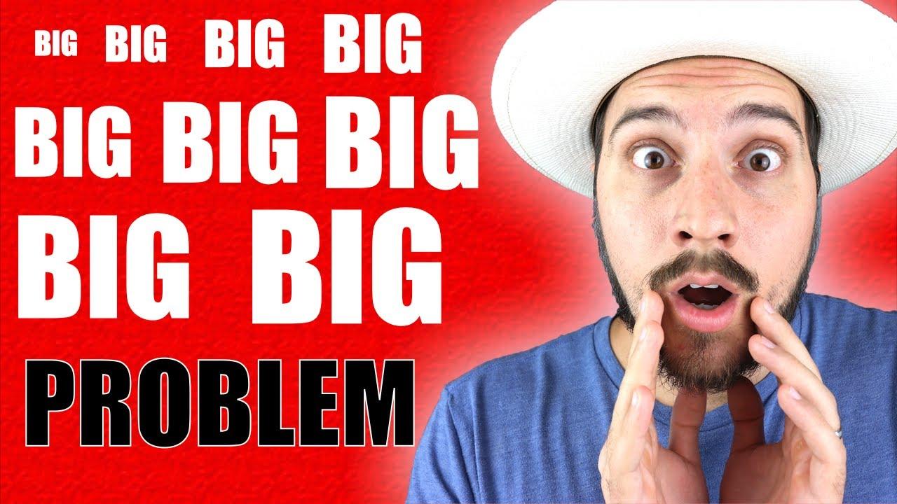 the major problem with my NEXT $1MIL STOCK! Dropbox Problem