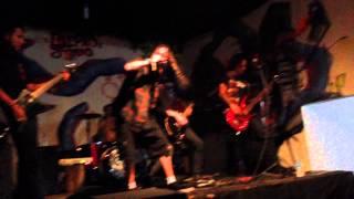 FireGun - Blind Nation (Live Galpão Estúdio 18/05/2014)