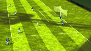 FIFA 14 iPhone/iPad - Brazil vs. Germany