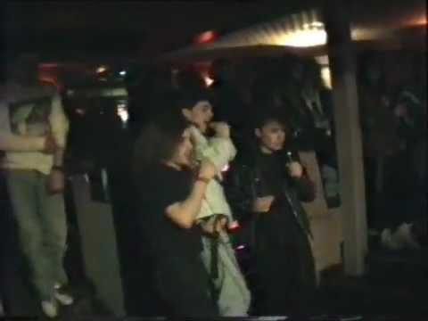 Tumblers Karaoke, Bradford 1991