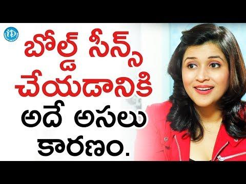 Mannara Chopra About Her Bold Scenes In...