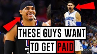 10 2019 NBA Free Agents That Are Trying To Get PAID This Summer