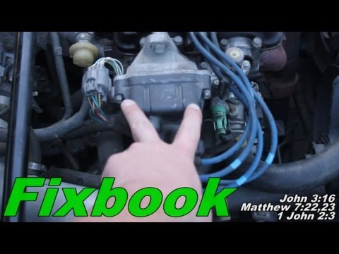 Ignition Coil Remove & Replace