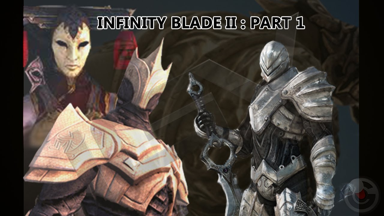 INFINITY BLADE II WALKTHROUGH(PART1)