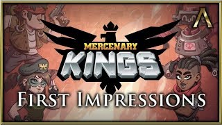 Mercenary Kings: Reloaded Edition - First Look Gameplay