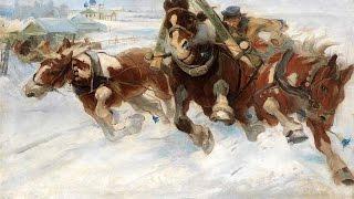 РУССКАЯ ТРОЕК-Емельяново 15.08.15 (Лошади-Horse–Animal-racing-конь-смотреть-онлайн-скачки)