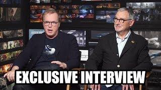 Brad Bird and John Walker discuss INCREDIBLES 2 - Flickering Myth Exclusive Interview