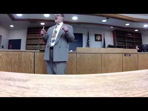 Recording in Court Good Arguments for same