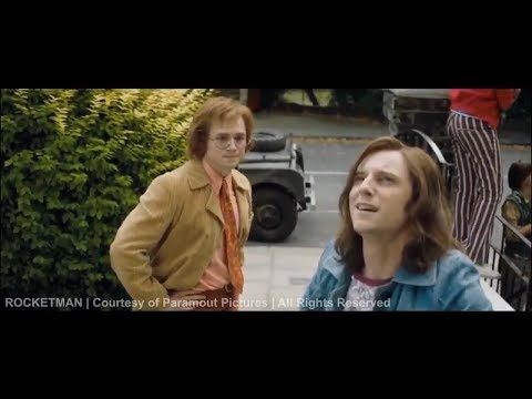 Rocketman - Deleted Scene #4 HD