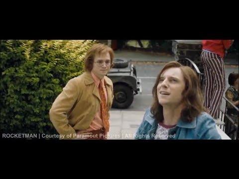 Rocketman - Deleted Scene #4 HD