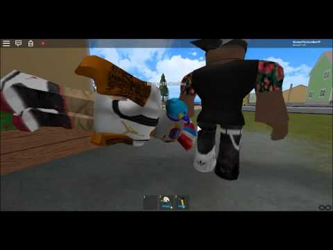 ROBLOX Story Vacation  troubles part 2 Hangout