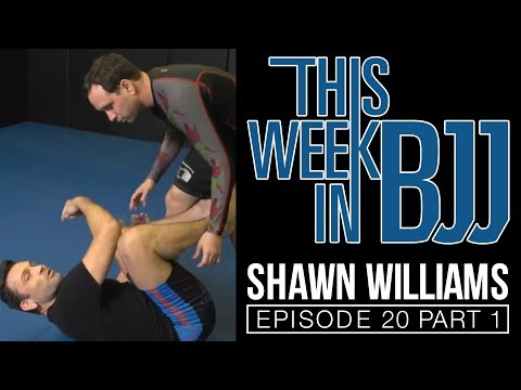This week in BJJ with Shawn Williams Episode 20 Part 1 of 2