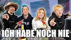ICH hab noch NIE.! - mit Rezo & JuliaBeautx