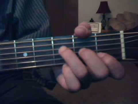 """How To Play """"Hello"""" By Lionel Richie On The Guitar Part I"""
