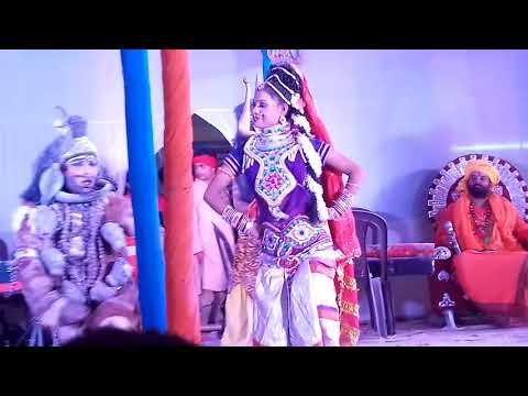 SHANKAR OR PARVATI KA DIVYA DANCE FOR SONG HO JAOGI MOTI GAURA THODA KAAM KAROGI.