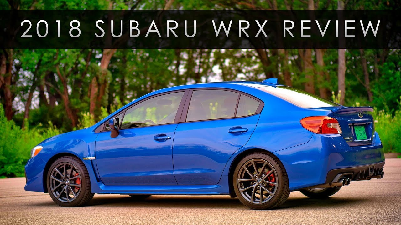 review 2018 subaru wrx same old story youtube. Black Bedroom Furniture Sets. Home Design Ideas