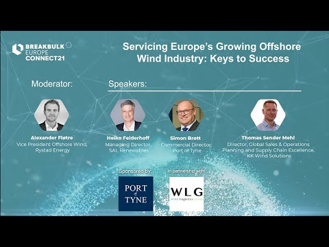 Servicing Europe's Growing Offshore Wind Industry: Keys to Success