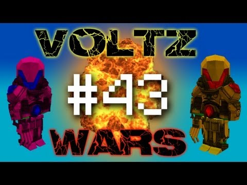 Minecraft Voltz Wars - Conveyor Belt Confusion! #43