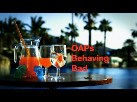 OAPs Behaving Badly: Frisky Over Sixty - Teaser