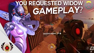 You requested Widow gameplay?