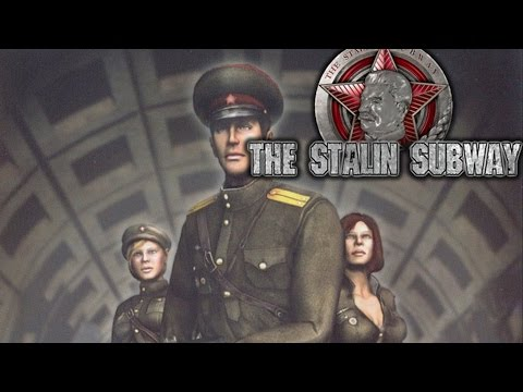 The Stalin Subway. Full Campaign. (Метро 2)