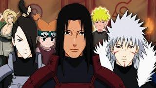 Warum sich Hashiramas Senju Clan AUFGELÖST hat! | Naruto/Boruto Erklärt