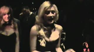 Stunning Holly Madison as a Blackjack dealer at the Palms Playboy Club Vegas