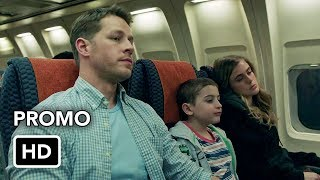 "Manifest (NBC) ""191 Passengers Disappeared"" Promo HD - Josh Dallas series"