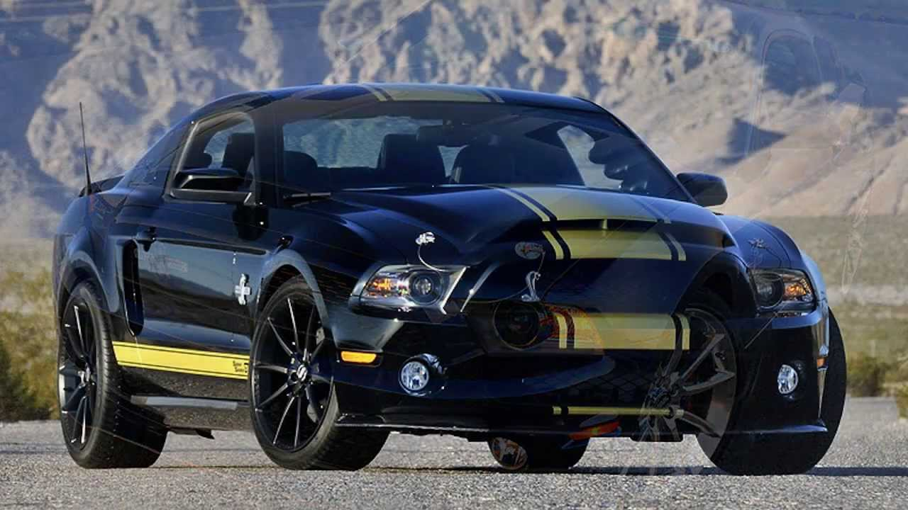 Gt500 Mustang 2015 >> 2015 Ford Mustang Shelby Gt500 Super Snake 50th Anniversary Youtube