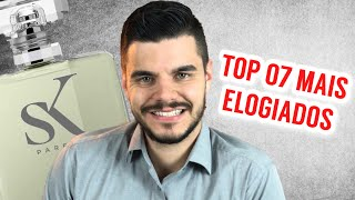 TOP 07 PERFUMES MAIS ELOGIADOS DA SACRATU KYPHI