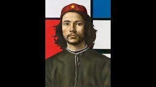 Botticelli meets Che