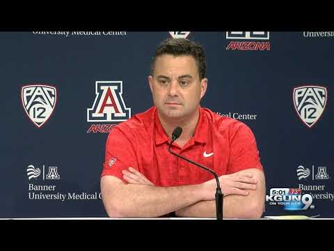 Sean Miller tells ABC reporter to drive back to Phoenix
