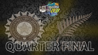 quarter final pge t10 world cup 2017 india v new zealand match 34