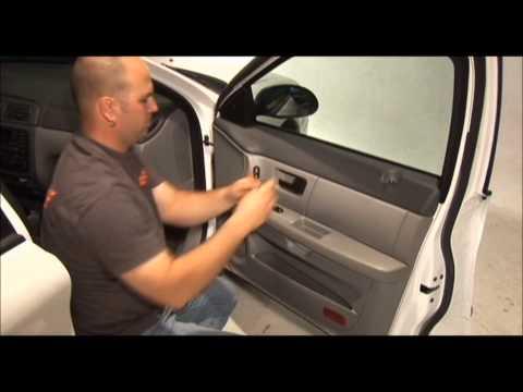 How To Install New Door Speakers