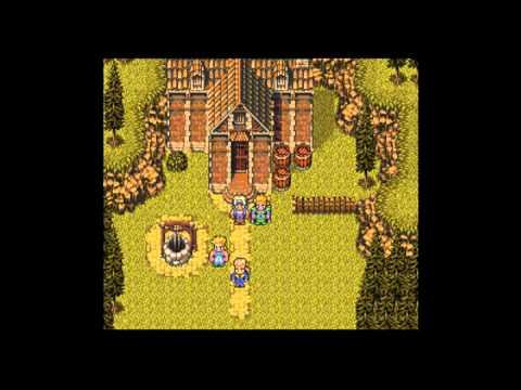 Let's Play Final Fantasy VI 076 - Oderus Urungus Wants His Sword Back